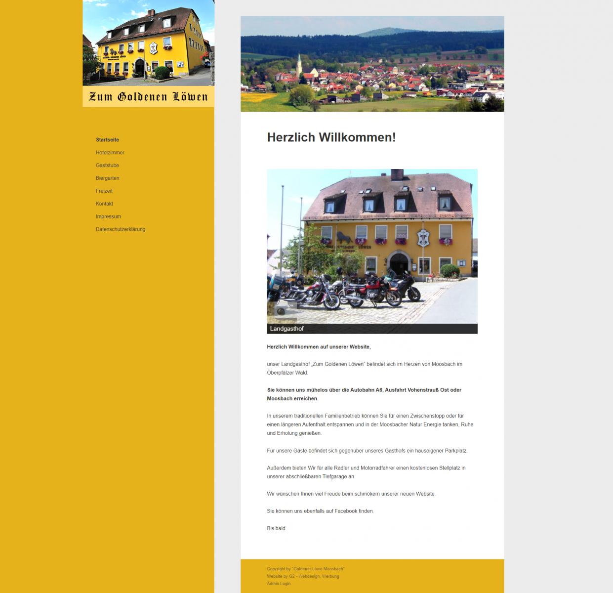 Landgasthof Zum Goldenen Löwen